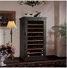 Shentop Leather art wine cooler/Wine Cooler/wine cabinet STH-YP80