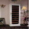 Shentop art of Leather wine cooler costant/ wine cellar/ wine cabinet STH-YP120