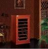 Shentop wooden wine cooler /compressor wine cabinet / wine cellar STH-Y80B