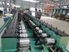 Side panel roller forming line