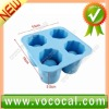 Silicone Cool Ice Cube Shots Maker Barware Freeze Glass Mold