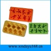 Silicone Man Ice Cube Tray for Kids