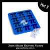 Silicone kitchenware for ice cube tray
