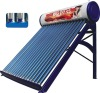 Solar water heater SRCC solar water heater collector