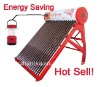 Solar water heater for home use
