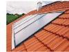 Split Flat Solar Hot Water Heater for Mansion