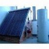 Split Solar Water Heater with Aluminum Alloy Bracket, Collectors and Tank