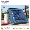 Split pressure solar hot water system(CE ISO SGS Approved)