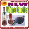 Stainless Mini Wine Cooler
