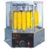 Stainless Steel Auto-rotation corn grill/Revolve type roasts corn mchine