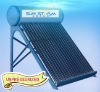 Stainless steel and Unpressurized solar collector