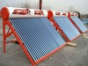 Stainless steel solar water heating system
