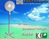 Stand fan (1.7m height)