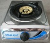 TABLE GAS COOKER WITH SINGLE BIURNER