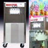 THERR NOZZLES soft ice cream making machine TK938 with CE approved