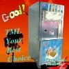 TML hard ice cream making machine with five nozzles