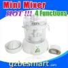 TP-207B 4 Functions machine mixer