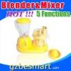 TP203 5 in 1 blender & mixer hand held blender