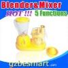 TP203 5 in 1 blender & mixer travel blender