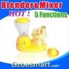 TP203Multi-function blender and mixer battery blender