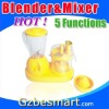 TP203Multi-function blender and mixer conical blender