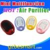 TP2068 Multifunction Air Purifier usb ionic air purifier