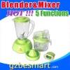 TP207 5 In 1 Blender & mixer orange blender