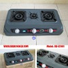Three Burner Gas Stove (RD-GT001)