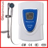 Touch senor button/CE,CB approved instant water heater (DSK-FI)