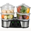 Twin Food Steamer