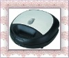 Two Slice Stainless Steel decoration Sandwich Maker