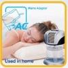 USB-Powered Air Washing Purifier, Humidifier, Rivitalizer & Natural Aroma Beads Diffuser