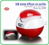 USB ozone air purifier with newest