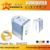 Ultrasonic Warm & Cool Mist Humidifier-SH6203