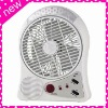 Urgent Use 24 LEDS FM Radio Rechargeable Fan Sale