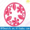 Useful Kitchen Utensil Silicone Heat-resistance Pads