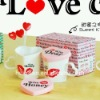 Valentine' Gift Love love Cup love heart-shaped Lovers' Cup