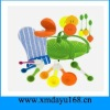 Various Silicone Kitchenware Accessory