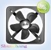 Ventilating Fan With shutter