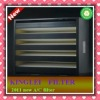 W type and efficient air filter