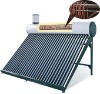 WK-RJH-1.8M/35# Compact high pressurized solar water heater