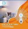 Wall fan with remote  FD1605-RC