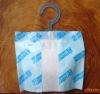 Wardrobe dehumidifier bag