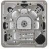 WhirlPool Bathtub, High-efficient Indoor/outdoor SPA Tub, Energy- saving SPA Filter