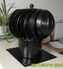 Wind Power Roof Fan Vent 250mm
