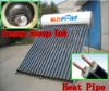 Winter Snow and Frozen Resistance Compact Pressure Solar Water Heater with Heat Pipe
