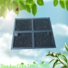ZF-activated carbon air filter media