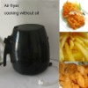 airfryer, oilless fryer, fryer, air fryer, chip fryer
