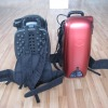 backpack bagged with blowing function vacuum cleaner KBP01
