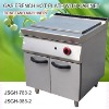 barbecue grill, JSGH-783-2 gas french hot plate with cabinet